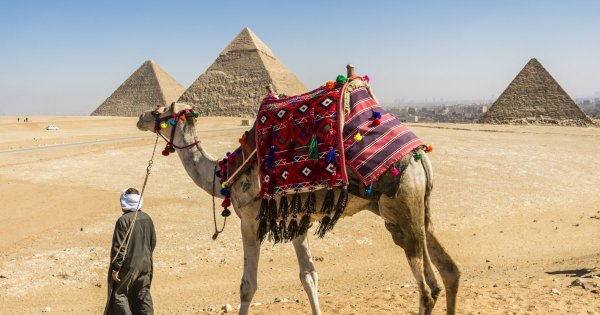 The Mummy Returned and So Will You on a Private Tour of Egypt
