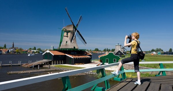 Get Your Fill of Windmills on a Private Guided Tour of the Netherlands
