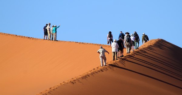 Namibia on Private Tours for Diverse Natural Terrain and Culture Safari