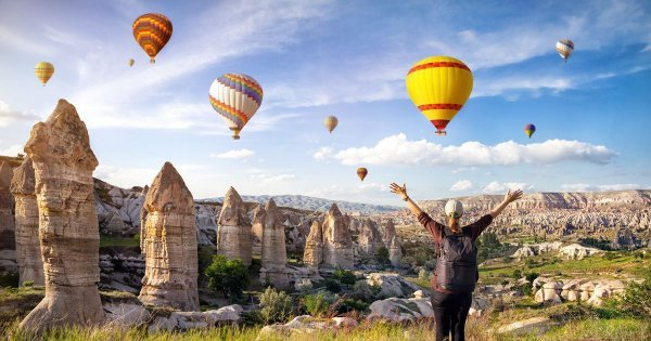 'Go With a Smile' After a Unique Experience of Turkey on a Private Tour