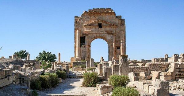 Exotic Cities, Ancient Ruins and Sandy Shores, Tunisia on a Private Tour
