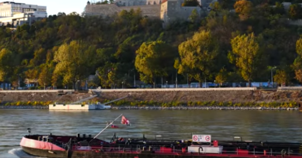 Danube Evening Cruise with 2 Course Meal