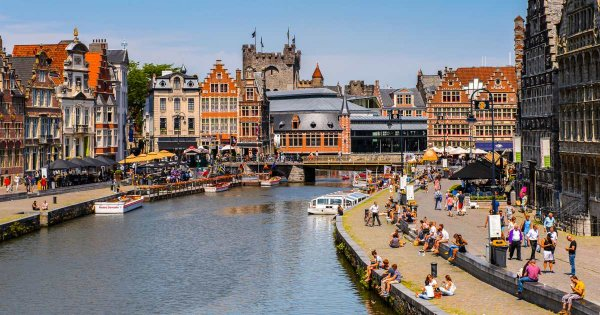 Belgium Private Tours Filled With Decadent Chocolate and Cultural Charm