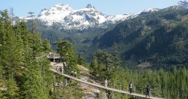 Great Squamish Day Trip from Vancouver