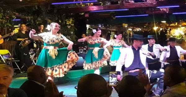 Dinner Show From the Andes to Easter Island