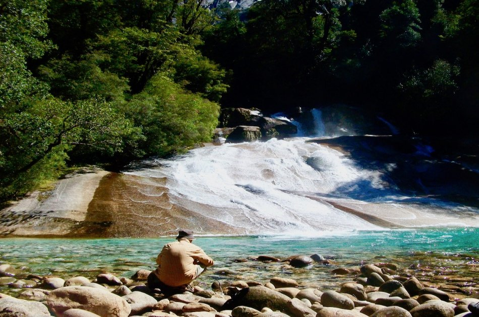 Full day-Cochamo Walls and River Private Hike