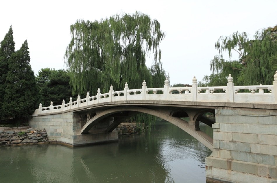 Beijing Layover Private Tour of Summer Palace and Olympic Sites