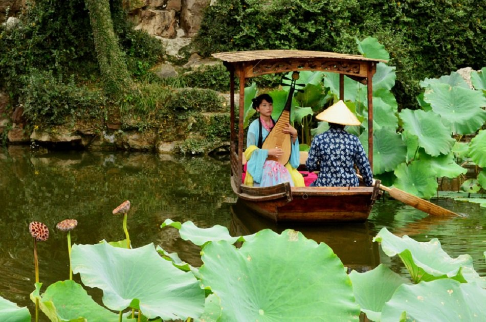 Full Day Private Tour of Suzhou Gardens Discovery