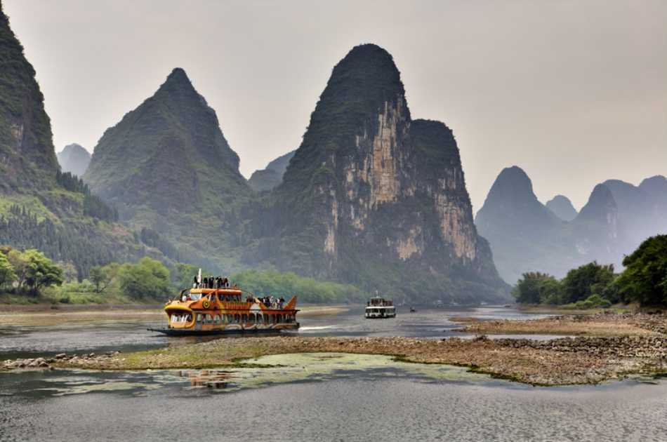 Guilin Highlights Private Day Tour