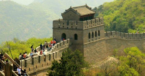 Hiking Group Day Tour of Mutianyu Great Wall from Beijing