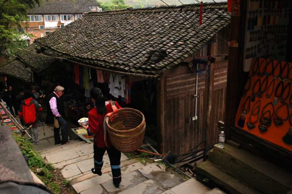 Longji Rice Terraces and Minority Village Private Trip From Guilin