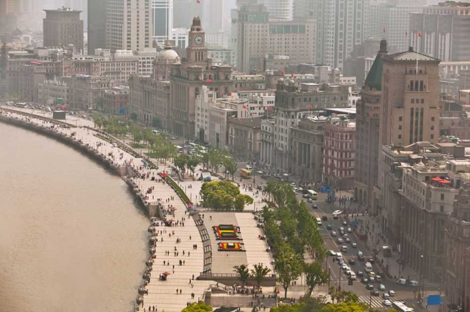 Shanghai Half Day Private Tour of the Bund - Sightseeing Tunnel - Oriental Pearl