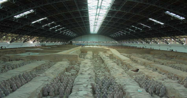 Xian Highlight Private Tour of Terracotta Warriors and Customized Sightseeing