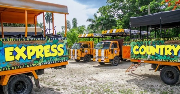 Country Express Tour in Caño