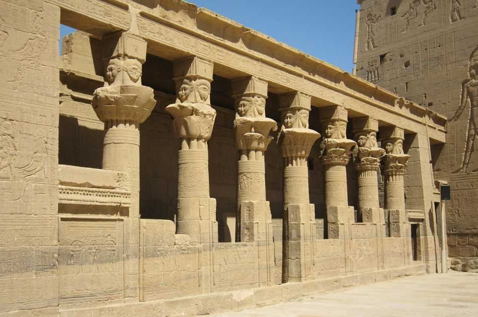 4 Day Nile Cruise from Marsa Alam