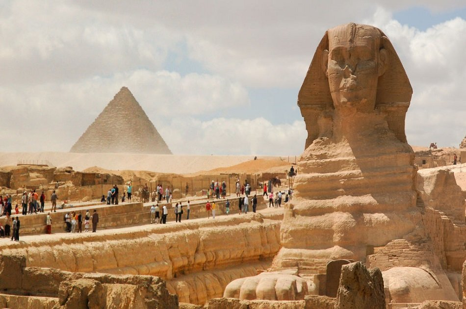 Cairo & Alexandria Tours from Hurghada by Air