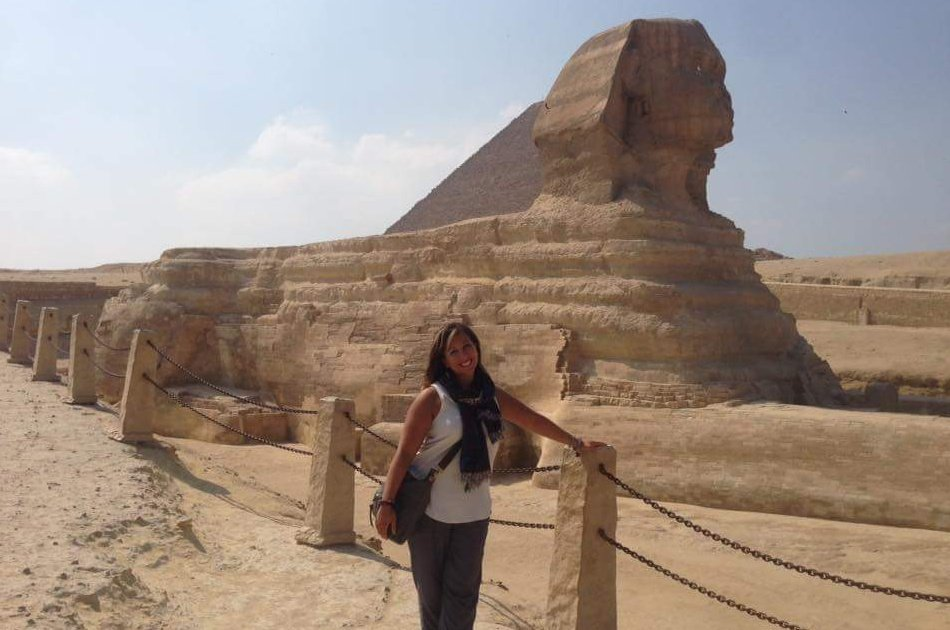 Day Tour to Cairo from Hurghada by Private Car