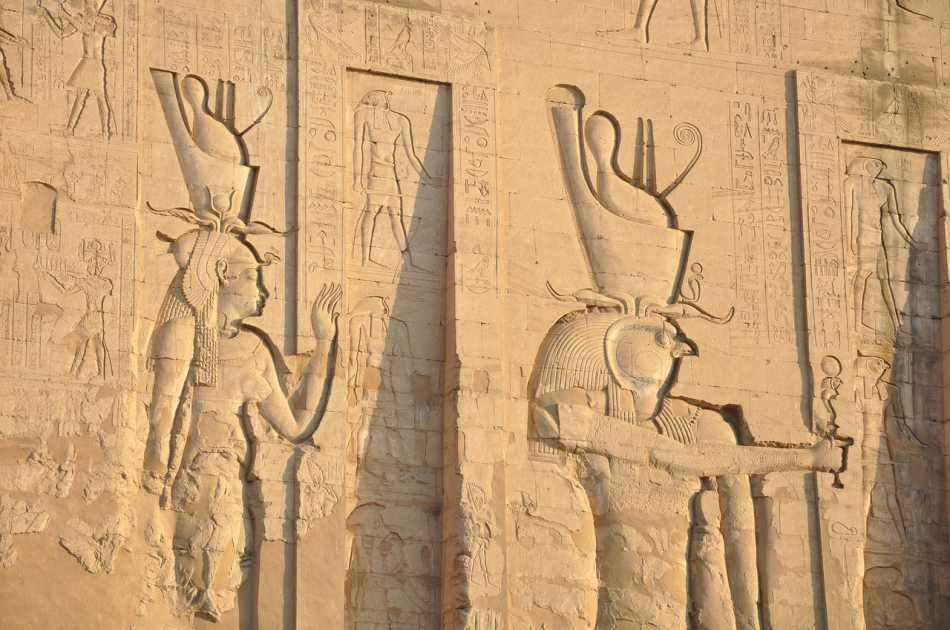 Private Full Day Excursion: Edfu & Kom Ombo from Luxor
