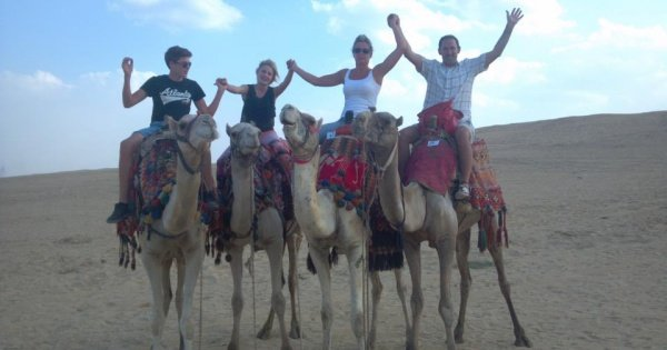 Shore Excursions from Alexandria to Pyramids