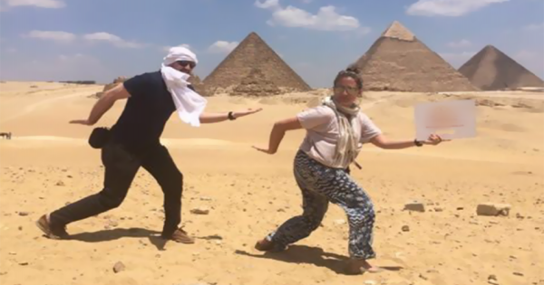 Tour to Giza Pyramids, Sphinx, Camel Ride & Lunch from Cairo