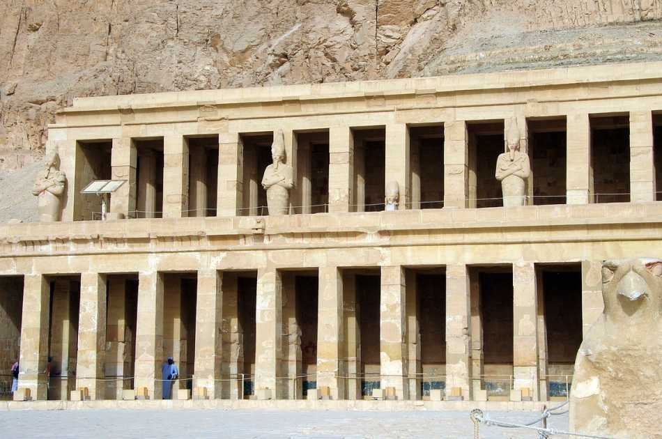 West Bank Private Tour - Valley of Kings, Hatshepsut and Memnon