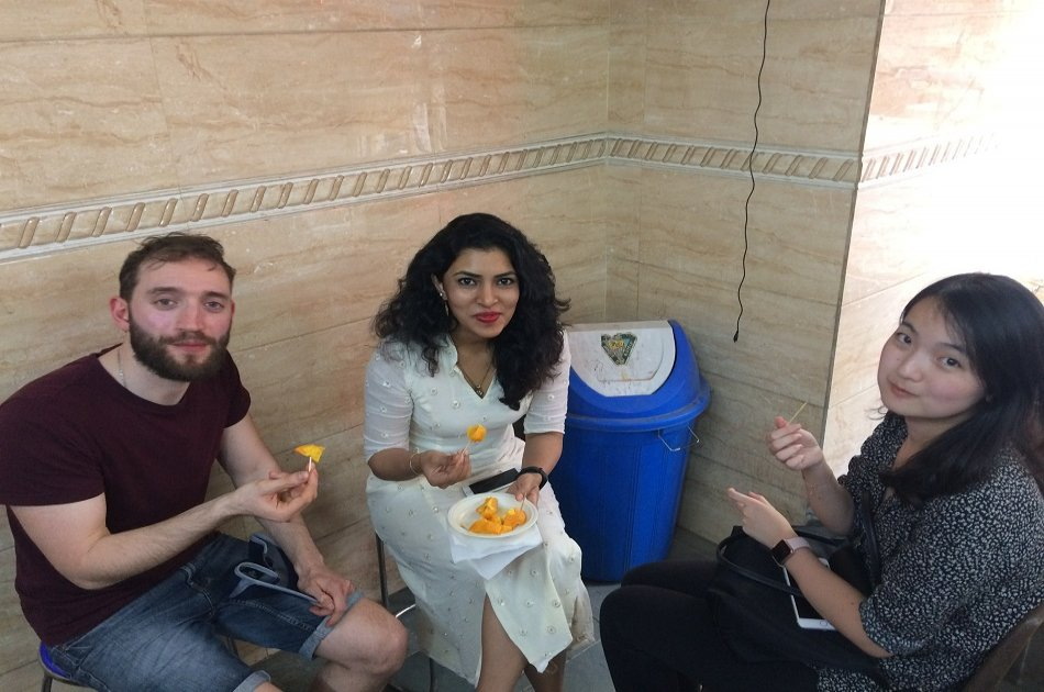 Walking Food Tour of Old Delhi with a Local