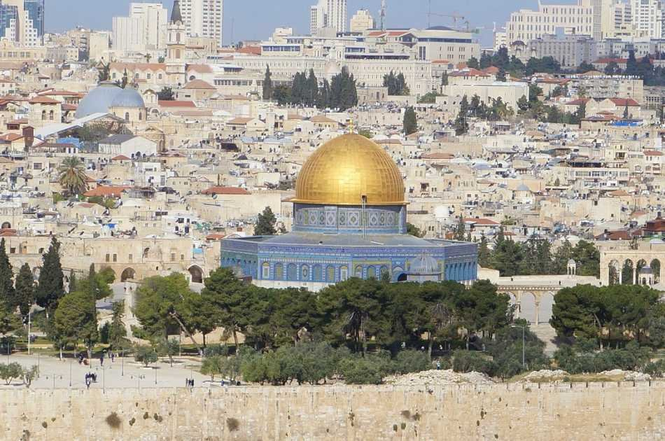 Private Day Tour to Jerusalem and Bethlehem From Tel Aviv