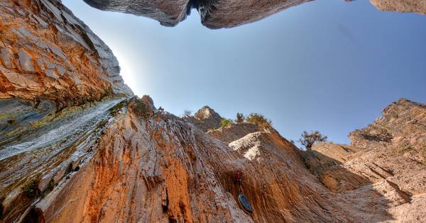 Thrilling Canyoning Adventure Group Tour