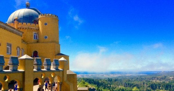 Full Day Small Group Tour of The Alchemical and Romantic Sintra From Lisbon