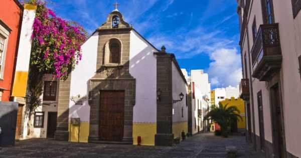 Guided Walking Tour to The Old Town in Las Palmas