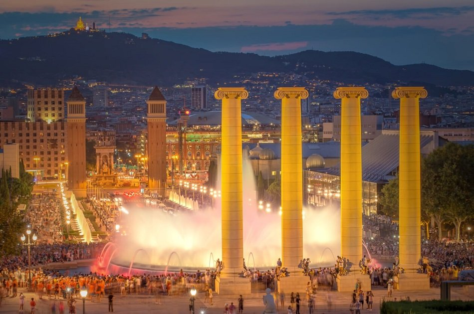 Private Guided Barcelona Tour With Optional Skip The Line Tickets