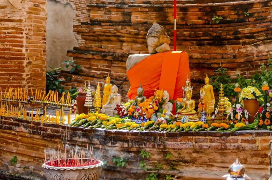 3 Styles of Spiritual Architecture in the Ancient City of Thailand