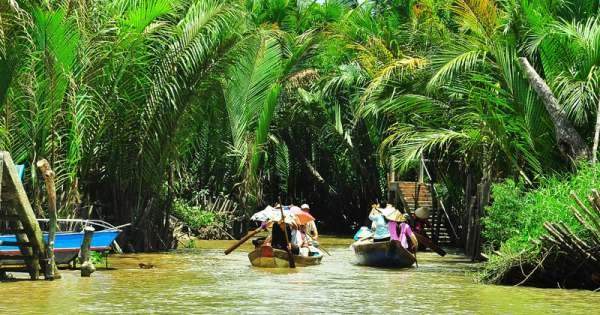 3-day Mekong Delta With Tra Su Sanctuary