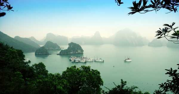 Halong Bay One Day Group Trip With Lunch