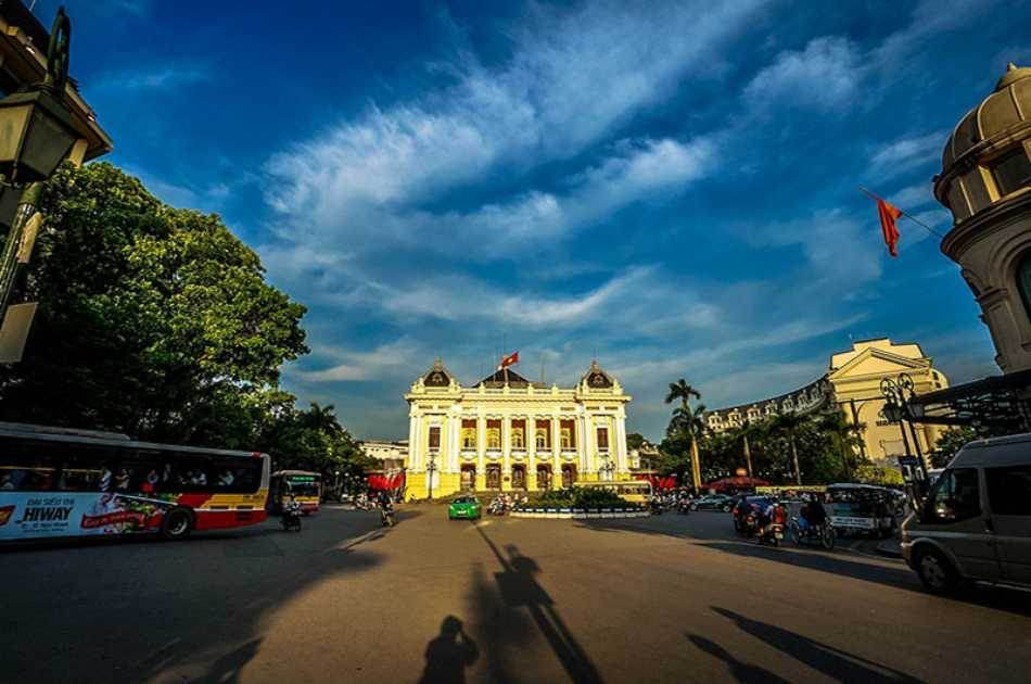 Hanoi Evening Tour With Cyclo & Water Puppet Show