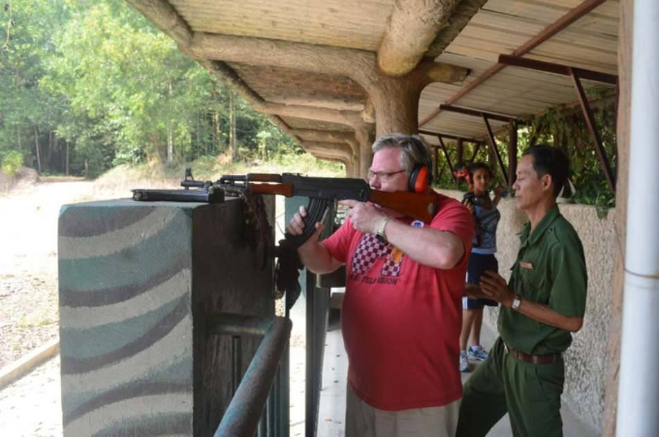 Pilgrimage Trip to Tay Ninh & Cu Chi Tunnels Joining Tour