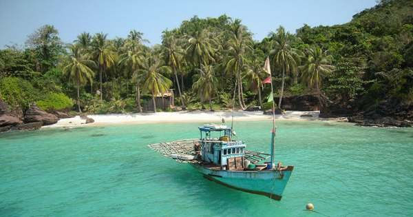 Snorkelling & Fishing to the South Phu Quoc