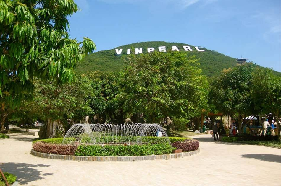 Vinpearl Land Nha Trang Ticket With Roundtrip Transfer